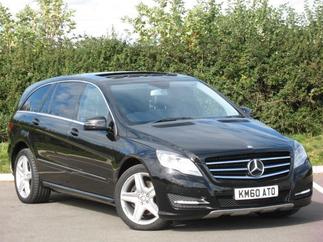 used Mercedes R350 CDI 4MATIC 7SEAT in swindon-wiltshire