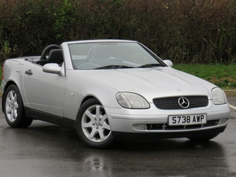 used Mercedes SLK230 SLK230K in swindon-wiltshire