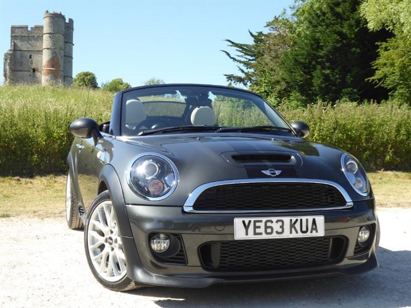 used MINI Cooper S COOPER S in swindon-wiltshire