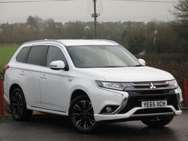 used Mitsubishi Outlander PHEV GX 3H PLUS in swindon-wiltshire