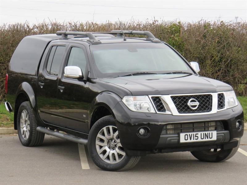 used Nissan Navara DCI OUTLAW 4X4 SHR DCB in swindon-wiltshire
