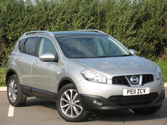 used Nissan Qashqai TEKNA DCI in swindon-wiltshire
