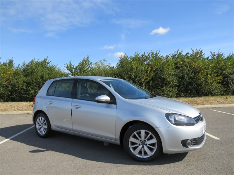used VW Golf MATCH TDI BLUEMOTIONTECHNOLOGY in swindon-wiltshire