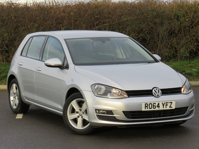 used VW Golf MATCH TSI BLUEMOTION TECHNOLOGY in swindon-wiltshire