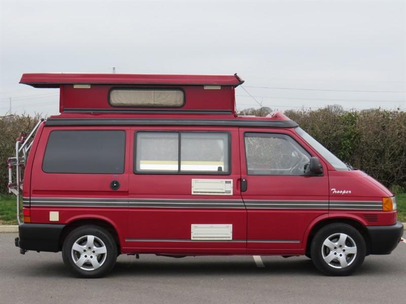 used VW Transporter Auto Sleeper Trooper in swindon-wiltshire
