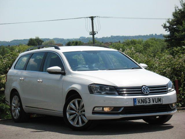 used VW Passat HIGHLINE TDI BLUEMOTION TECHNOLOGY in swindon-wiltshire