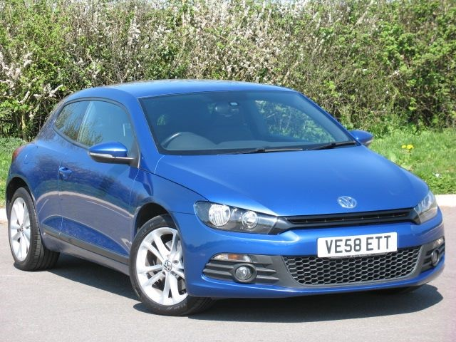 used VW Scirocco GT in swindon-wiltshire