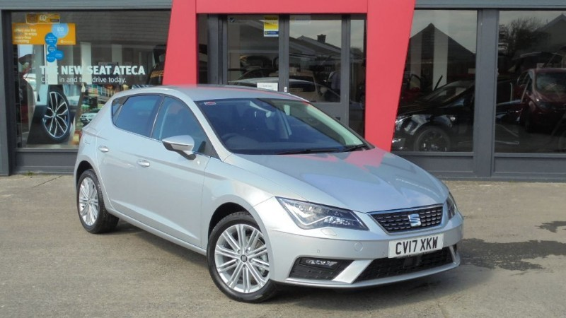 used silver seat leon for sale pembrokeshire. Black Bedroom Furniture Sets. Home Design Ideas