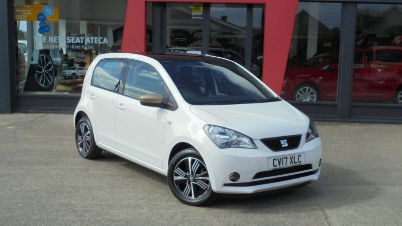 Used White Seat Mii For Sale Pembrokeshire