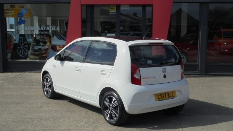used white seat mii for sale pembrokeshire. Black Bedroom Furniture Sets. Home Design Ideas