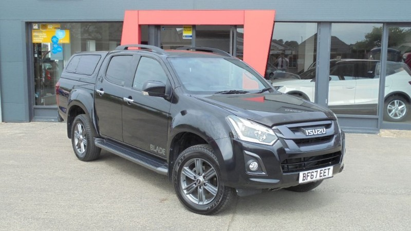 Used Isuzu D-Max BLADE DCB in south-wales