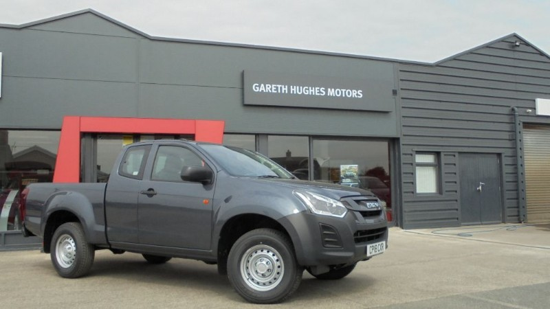 Used Isuzu D-Max Utility Extended Cab  in south-wales