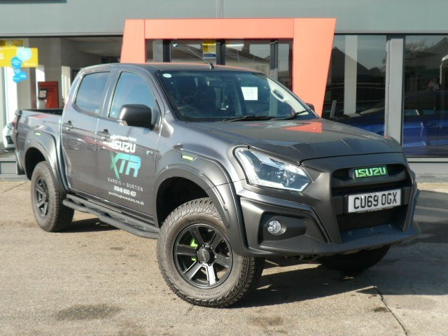 Used Isuzu D-Max YUKON DCB NAV PLUS in south-wales