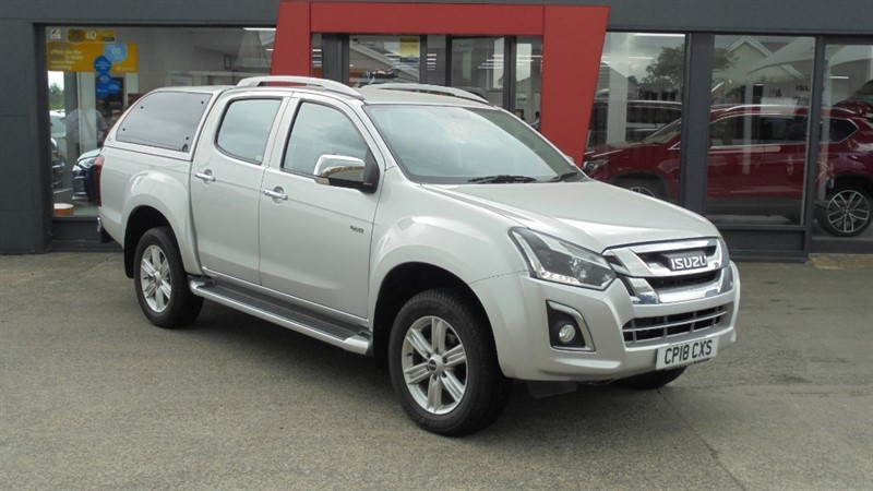 Used Isuzu D-Max UTAH DCB in south-wales