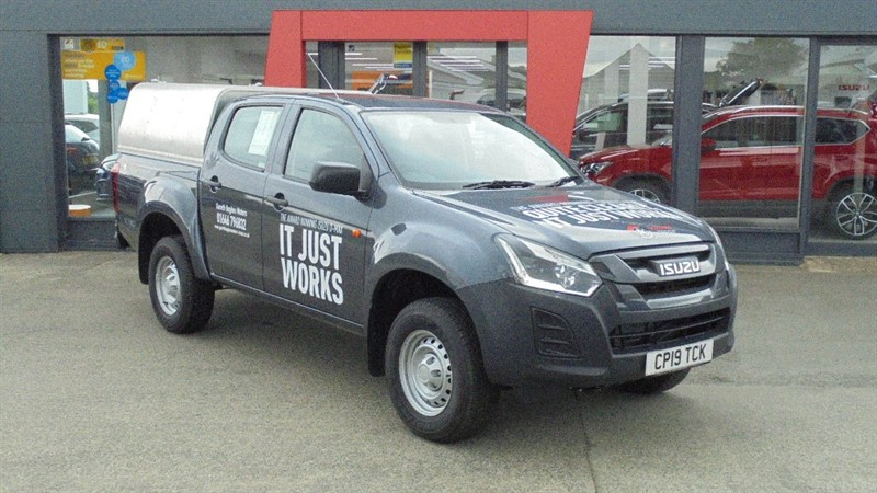 Used Isuzu D-Max DCB in south-wales