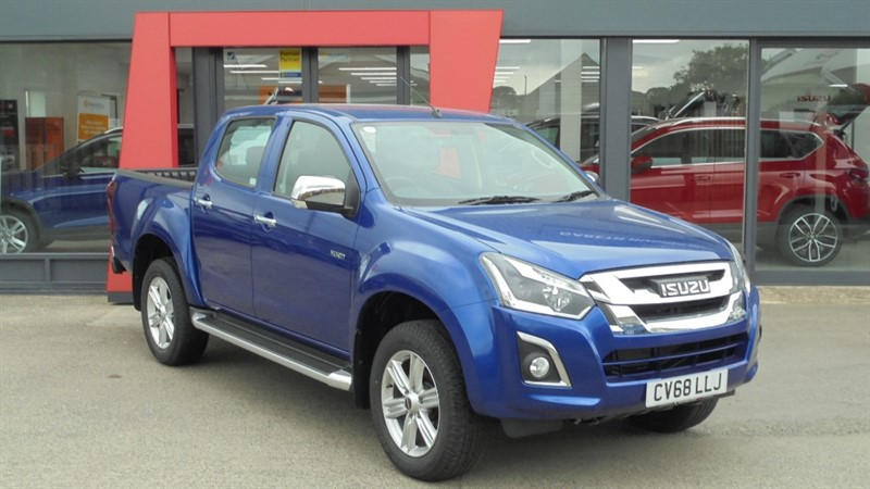 Used Isuzu D-Max YUKON DCB in south-wales