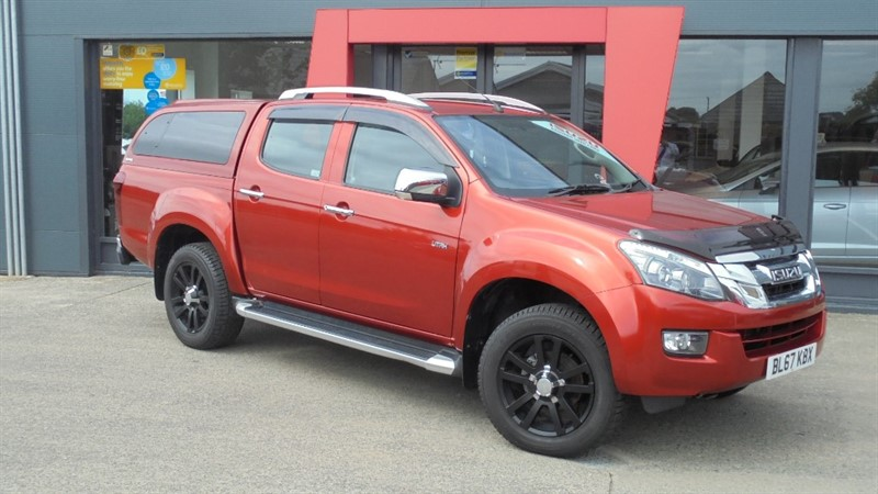 Used Isuzu   in south-wales