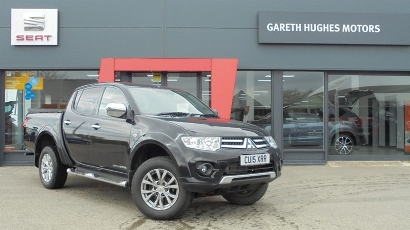 Used Mitsubishi L200 DI-D 4X4 CHALLENGER LB DCB in south-wales
