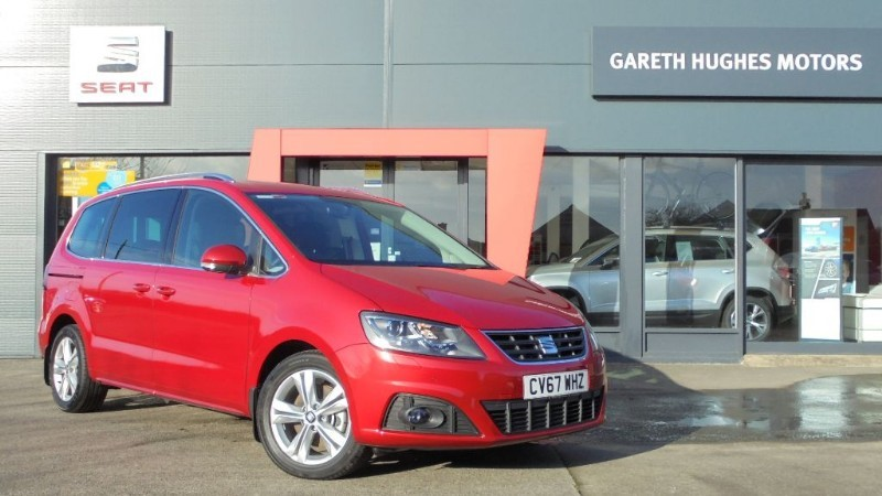 Used SEAT Alhambra TDI XCELLENCE in south-wales