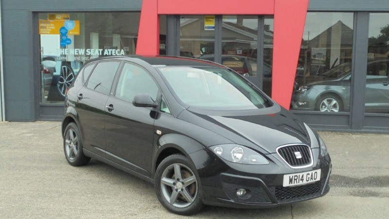 Used SEAT Altea TDI CR I TECH DSG in south-wales