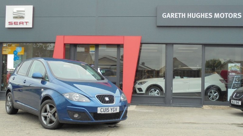 Used SEAT Altea TDI CR ECOMOTIVE I TECH in south-wales