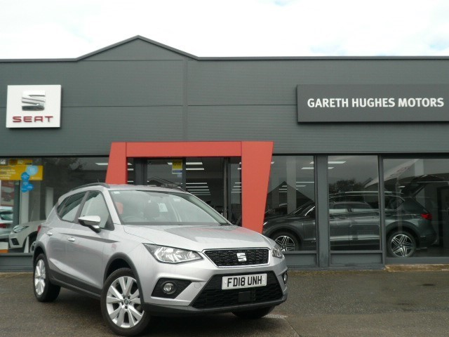 Used SEAT Arona TSI SE TECHNOLOGY in south-wales