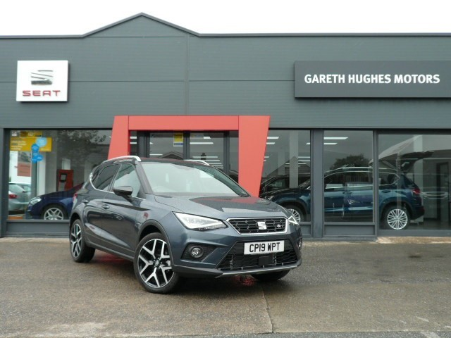 Used SEAT Arona TSI FR SPORT in south-wales