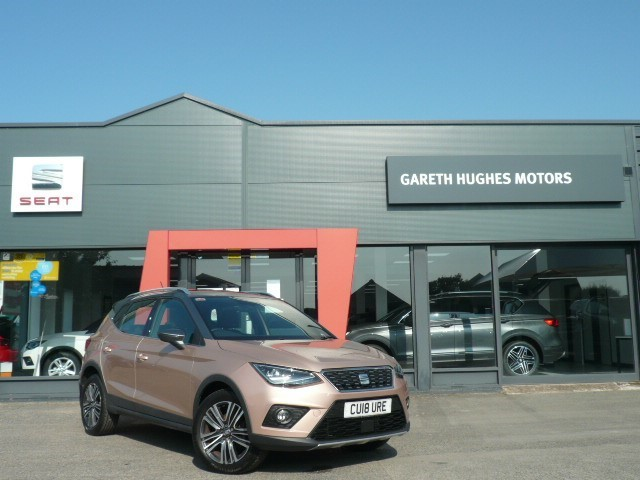 Used SEAT Arona TSI XCELLENCE DSG in south-wales