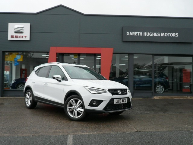 Used SEAT Arona TSI FR in south-wales