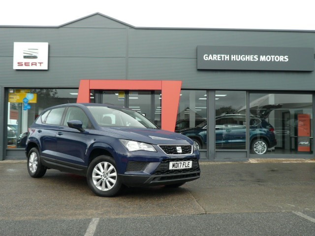 Used SEAT Ateca TSI ECOMOTIVE S in south-wales