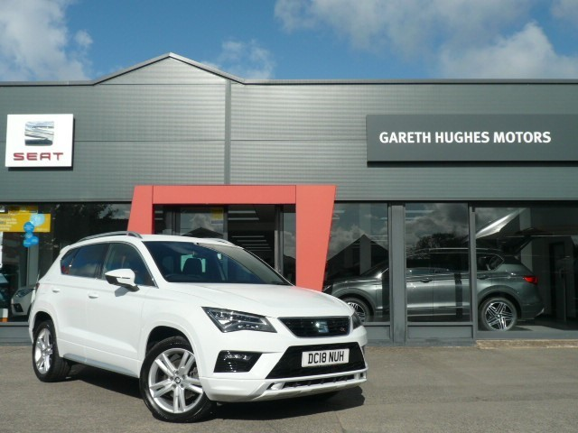 Used SEAT Ateca TDI FR in south-wales