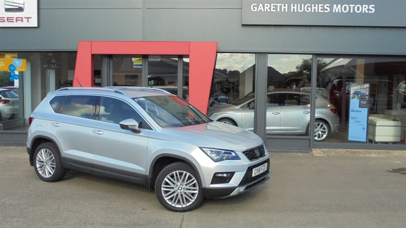 Used SEAT Ateca ECOTSI XCELLENCE in south-wales