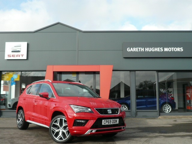 Used SEAT Ateca TSI EVO FR SPORT in south-wales