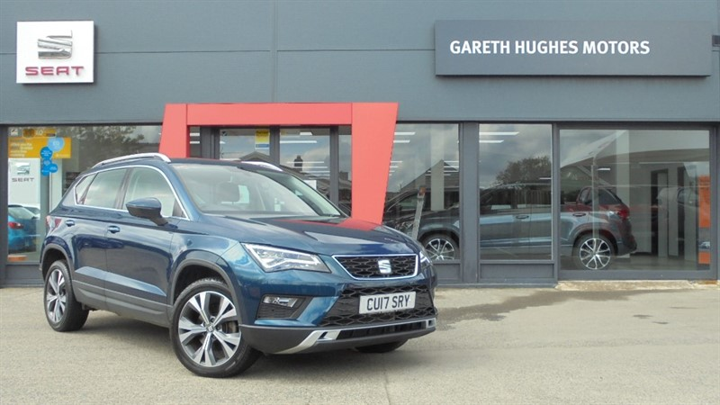Used SEAT Ateca ECOTSI SE DSG in south-wales