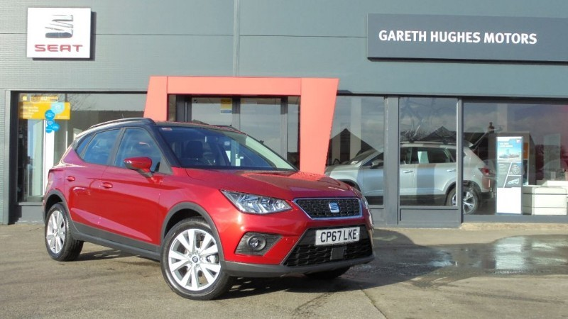 Used SEAT  ARONA TDI SE TECHNOLOGY in south-wales
