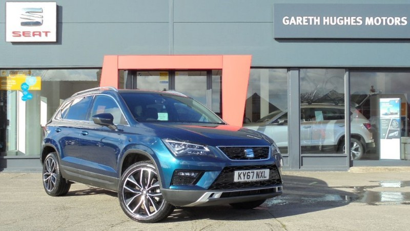Used SEAT  ATECA TDI 4DRIVE XCELLENCE in south-wales