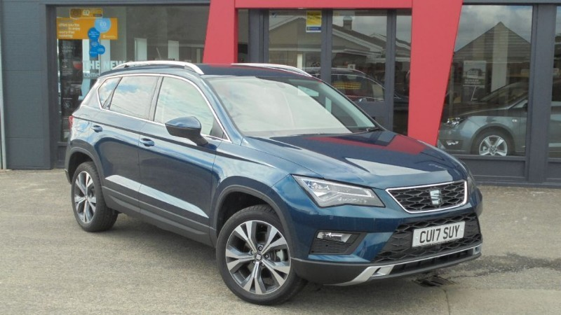 Used SEAT  ATECA TSI ECOMOTIVE SE TECHNOLOGY in south-wales