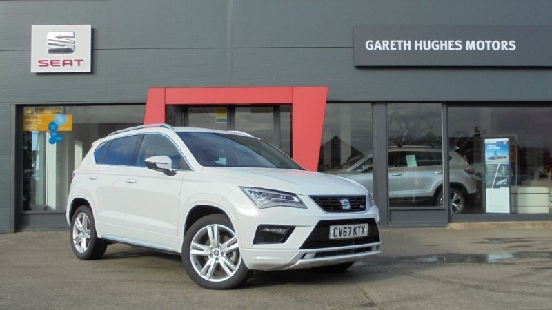 Used SEAT  ATECA TSI FR in south-wales