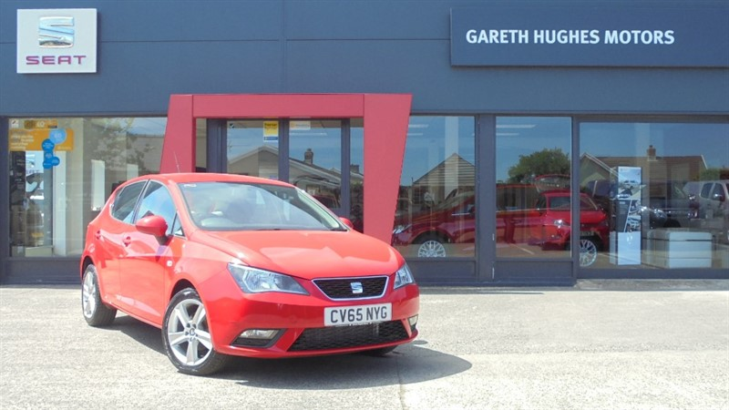 Used SEAT Ibiza ECOTSI SE in south-wales