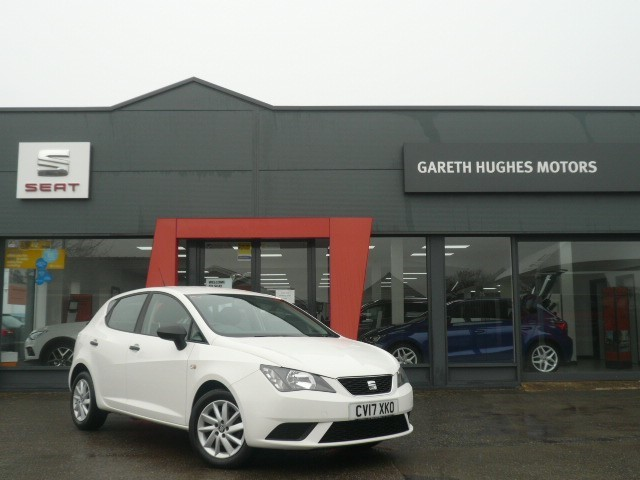 Used SEAT Ibiza SOL in south-wales