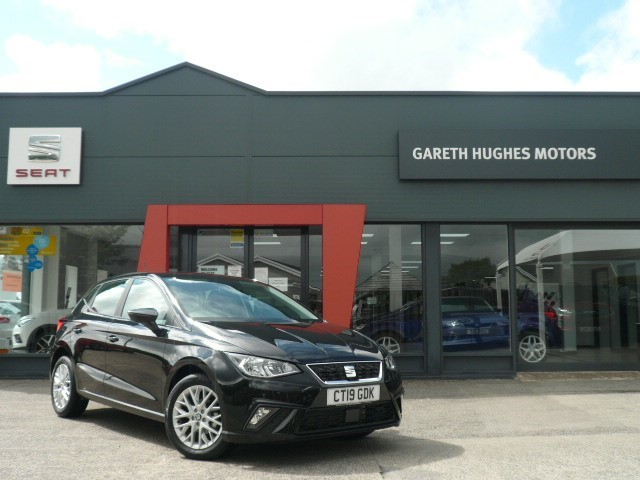 Used SEAT Ibiza MPI SE TECHNOLOGY in south-wales