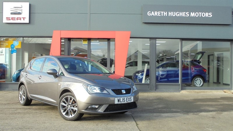 Used SEAT Ibiza TSI I-TECH in south-wales