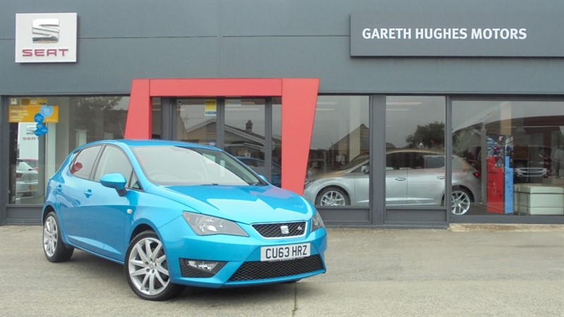 Used SEAT Ibiza TDI CR FR in south-wales