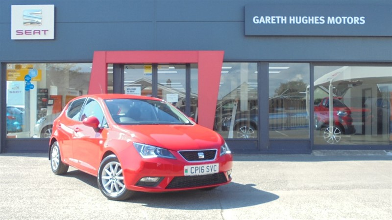Used SEAT Ibiza TSI SE TECHNOLOGY in south-wales