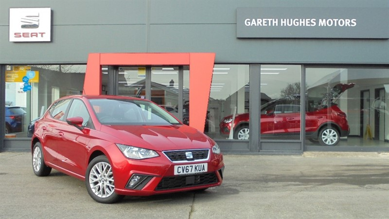 Used SEAT Ibiza TSI SE in south-wales