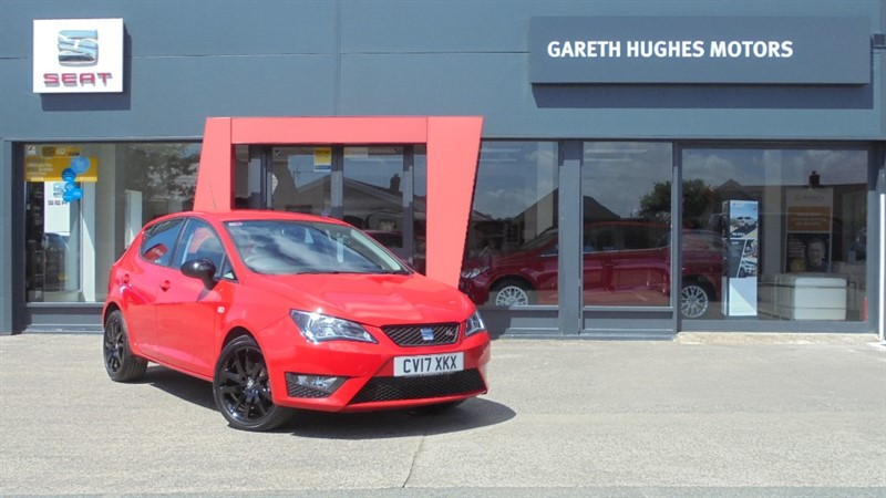 Used SEAT Ibiza TSI FR TECHNOLOGY in south-wales