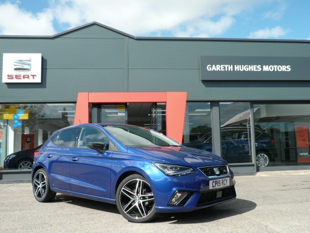 Used SEAT Ibiza TSI FR SPORT in south-wales