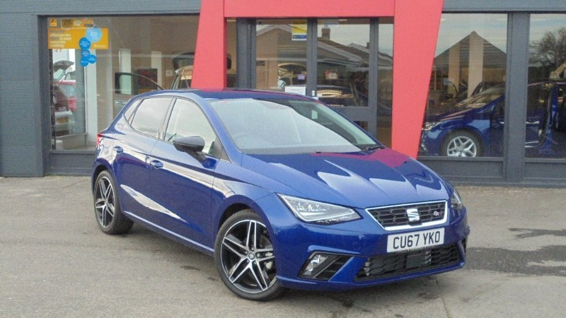 Used SEAT Ibiza TSI FR in south-wales