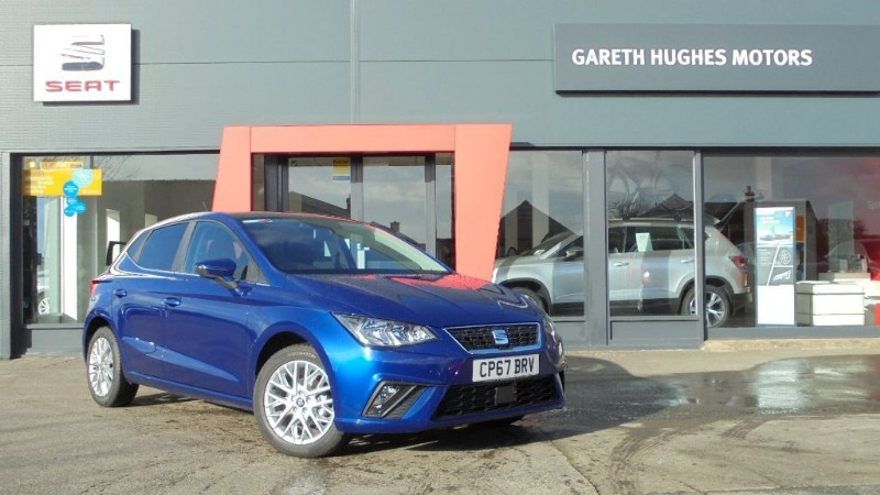 Used SEAT Ibiza SE DESIGN in south-wales