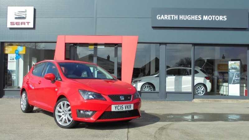 Used SEAT Ibiza TSI ACT FR in south-wales